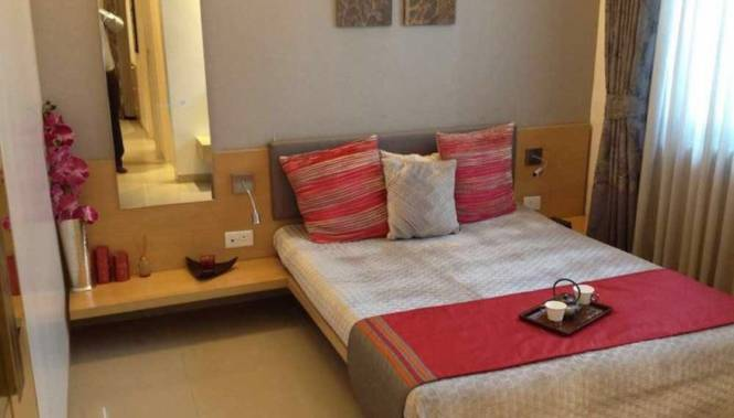 1260 sqft, 3 bhk Apartment in Prajapati Lawns Kharghar, Mumbai at Rs. 25000