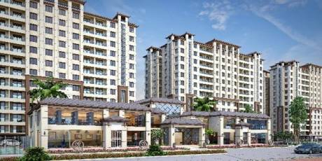 1800 sqft, 3 bhk Apartment in Sangani Sangani Dove Deck Ajwa Road, Vadodara at Rs. 36.9023 Lacs