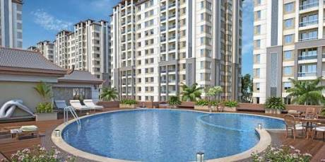 1245 sqft, 2 bhk Apartment in Sangani Sangani Dove Deck Ajwa Road, Vadodara at Rs. 27.8850 Lacs