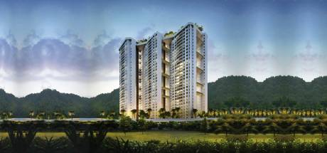 2400 sqft, 4 bhk Apartment in T Bhimjyani Neelkanth Woods Olivia Thane West, Mumbai at Rs. 2.5000 Cr