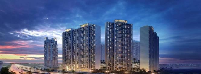 1892 sqft, 3 bhk Apartment in Indiabulls Park Panvel, Mumbai at Rs. 1.1360 Cr
