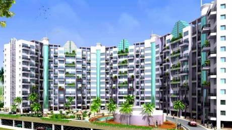 1555 sqft, 3 bhk Apartment in Kolte Patil Beryl Kharadi, Pune at Rs. 1.2000 Cr
