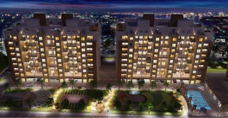 1436 sqft, 3 bhk Apartment in Pride Purple Park Express Phase II Baner, Pune at Rs. 38000