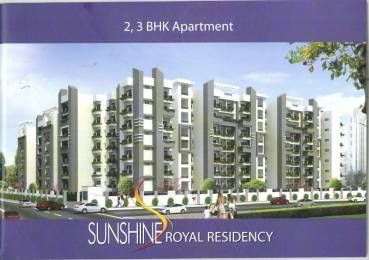 1052 sqft, 2 bhk Apartment in Builder SUNSHINE ROYAL RESIDENCY Preetam Nagar Colony, Allahabad at Rs. 33.6640 Lacs