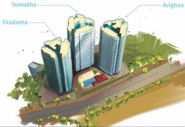621 sqft, 1 bhk Apartment in Tridhaatu Morya Chembur, Mumbai at Rs. 1.2900 Cr