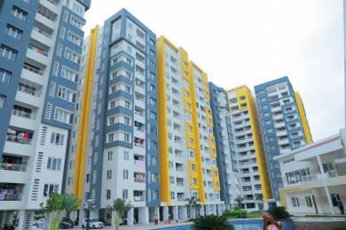 1200 sqft, 2 bhk Apartment in Cordon Central Park Saravanampatti, Coimbatore at Rs. 17000