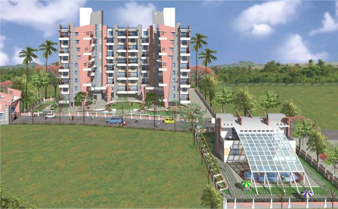 1300 sqft, 2 bhk Apartment in Yash Orchid Baner, Pune at Rs. 76.7000 Lacs