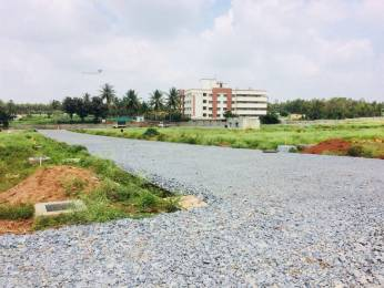 2000 sqft, Plot in Aashrithaa Properties Builders Nakshatra Township Chandapura, Bangalore at Rs. 38.0000 Lacs