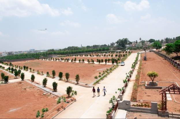 1500 sqft, Plot in Aashrithaa Venus County Jigani, Bangalore at Rs. 27.0000 Lacs