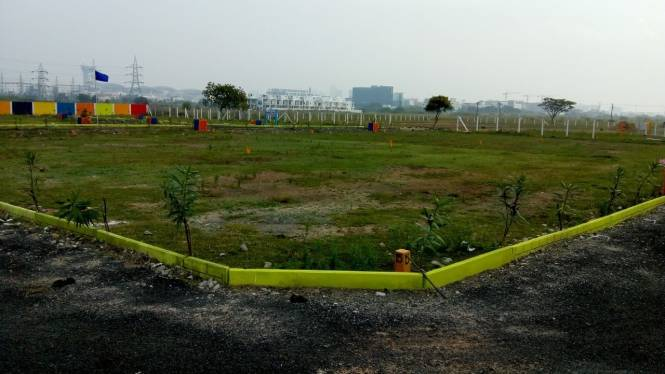 1845 sqft, Plot in Builder Engineers park Phase 1 Kelambakkam, Chennai at Rs. 52.5825 Lacs