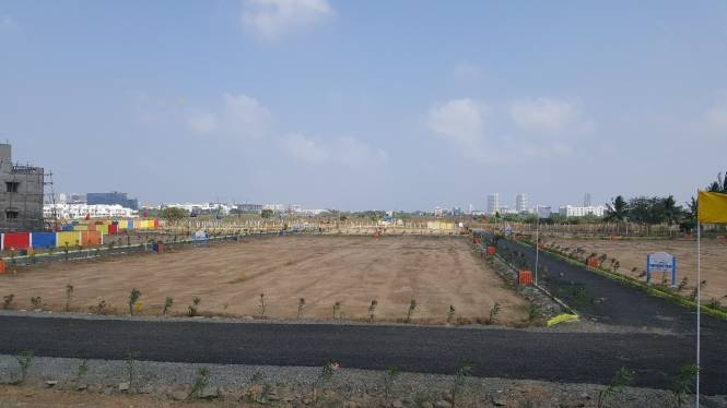 2065 sqft, Plot in Builder Engineers Park City OMR OMR Road, Chennai at Rs. 58.8525 Lacs