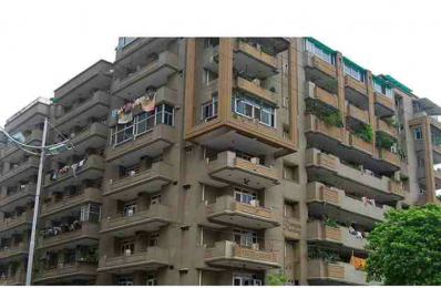 640 sqft, 1 bhk Apartment in Supertech Residency Sector 5 Vaishali, Ghaziabad at Rs. 28.5000 Lacs