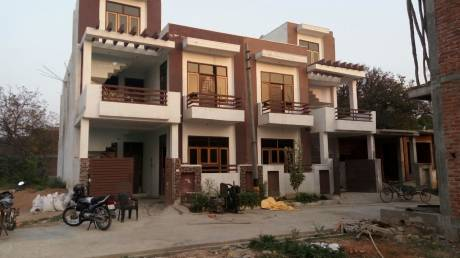 1100 sqft, 2 bhk BuilderFloor in Dreamz Infrarealty and Moon Infra Zone Blossom Villas Mohanlalganj, Lucknow at Rs. 35.0000 Lacs