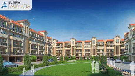 1800 sqft, 3 bhk BuilderFloor in Builder Project Zirakpur, Mohali at Rs. 60.9000 Lacs