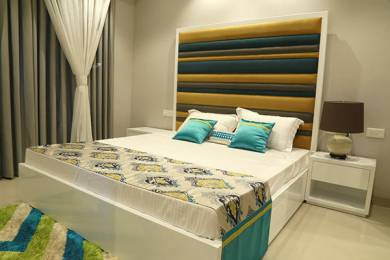 804 sqft, 2 bhk Apartment in Builder Project ZirakpurPanchkulaKalka Highway, Zirakpur at Rs. 18.9000 Lacs