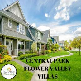 2919 sqft, 3 bhk Villa in Central Park Fleur Villas Sector 33 Sohna, Gurgaon at Rs. 2.6000 Cr