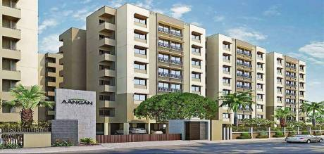 818 sqft, 2 bhk Apartment in Adani Aangan Near Vaishno Devi Circle On SG Highway, Ahmedabad at Rs. 10000