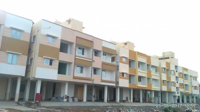 972 sqft, 2 bhk Apartment in EXL Brindavan Porur, Chennai at Rs. 53.4600 Lacs