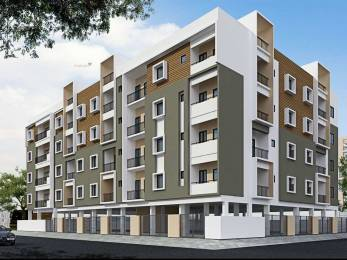 1040 sqft, 2 bhk Apartment in Builder SVS Paradise KR Puram Alfa Garden Layout, Bangalore at Rs. 37.4400 Lacs