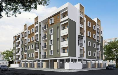 1070 sqft, 2 bhk Apartment in Builder SVS Paradise KR Puram Alfa Garden Layout, Bangalore at Rs. 38.5200 Lacs
