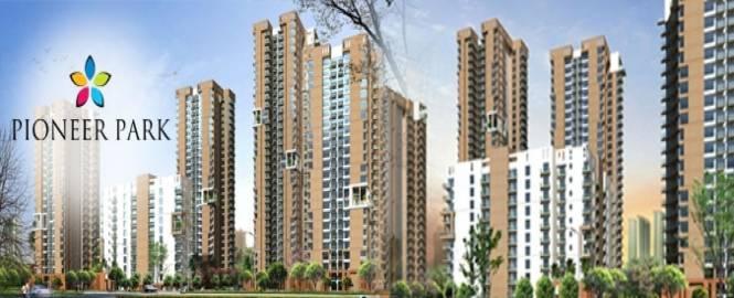 1950 sqft, 3 bhk Apartment in Pioneer Pioneer Park PH 1 Sector 61, Gurgaon at Rs. 1.5400 Cr