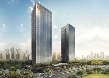 4500 sqft, 4 bhk Apartment in Tribeca Trump Tower Sector 65, Gurgaon at Rs. 6.3000 Cr
