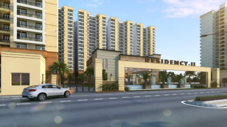 1892 sqft, 3 bhk Apartment in Omaxe Residency II Gomti Nagar Extension, Lucknow at Rs. 65.5000 Lacs