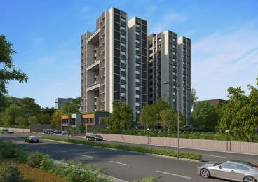1465 sqft, 3 bhk Apartment in Binori Gracia Bopal, Ahmedabad at Rs. 18000