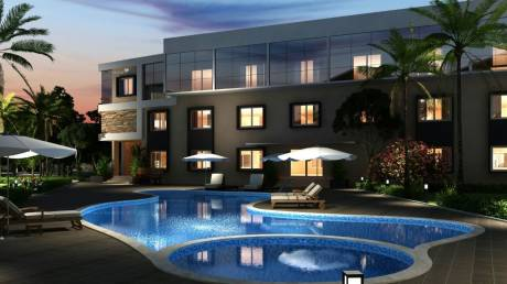 586 sqft, 1 bhk Apartment in Builder Aangan HathkhambaGoa Road, Goa at Rs. 19.3500 Lacs