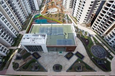 891 sqft, 2 bhk Apartment in  Cherry County Techzone 4, Greater Noida at Rs. 43.0000 Lacs