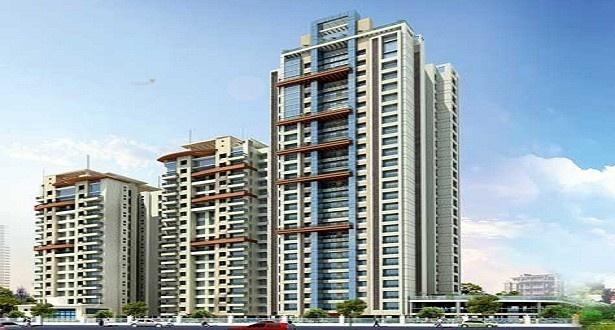 950 sqft, 2 bhk Apartment in Damji Shamji DSS Mahavir Millennium Vasant Vihar, Mumbai at Rs. 1.2000 Cr