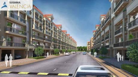 1800 sqft, 3 bhk BuilderFloor in Builder Sushma Valencia Zirakpur punjab, Chandigarh at Rs. 57.9000 Lacs