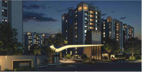 2285 sqft, 3 bhk Apartment in JP Platinum Bopal, Ahmedabad at Rs. 1.3000 Cr