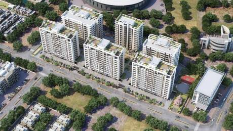 3000 sqft, 3 bhk Apartment in Builder Project Piplod, Surat at Rs. 1.6500 Cr