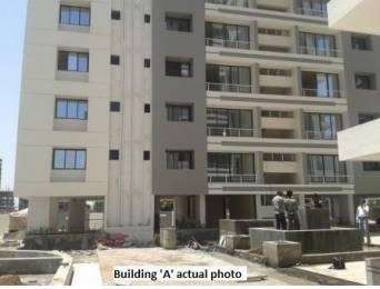 1230 sqft, 2 bhk Apartment in Builder shiv someshwara enclve Althan, Surat at Rs. 43.0000 Lacs