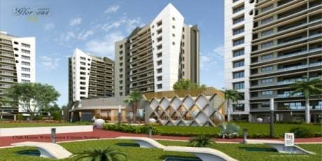 2255 sqft, 3 bhk Apartment in Happy Home Happy Glorious Vesu, Surat at Rs. 94.7100 Lacs