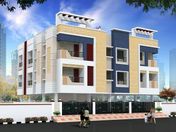 916 sqft, 2 bhk Apartment in Builder Project Ayanambakkam, Chennai at Rs. 46.0000 Lacs