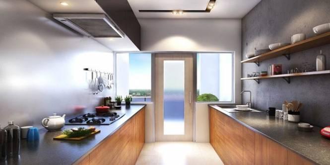 1401 sqft, 3 bhk Apartment in Merlin Iland Tiljala, Kolkata at Rs. 88.0000 Lacs