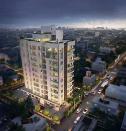 1280 sqft, 3 bhk Apartment in Orbit Cosmos Tollygunge, Kolkata at Rs. 79.3600 Lacs