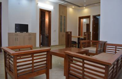 1500 sqft, 3 bhk IndependentHouse in Builder Project Sector 52, Gurgaon at Rs. 14700