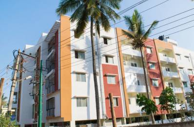 1200 sqft, 2 bhk Apartment in Builder Project Bellandur, Bangalore at Rs. 23800