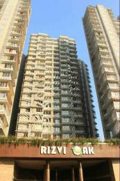 1200 sqft, 2 bhk Apartment in Rizvi Oak Malad East, Mumbai at Rs. 50000