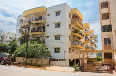 1400 sqft, 3 bhk Apartment in Builder Project Horamavu, Bangalore at Rs. 19500