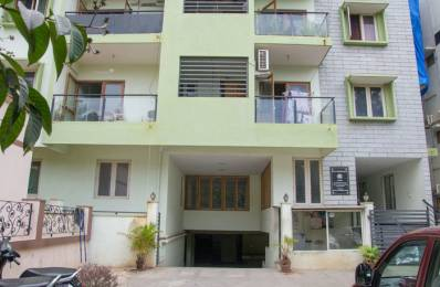 1300 sqft, 3 bhk Apartment in Builder Project Sanjay Nagar, Bangalore at Rs. 6150