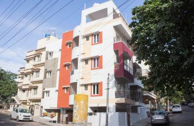 1200 sqft, 2 bhk Apartment in Builder Project Nagarbhavi, Bangalore at Rs. 16500