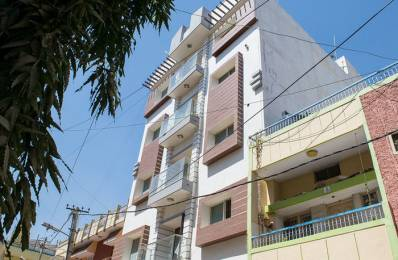 1100 sqft, 2 bhk Apartment in Builder Project Vijay Nagar, Bangalore at Rs. 21000