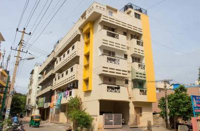 1200 sqft, 2 bhk Apartment in Builder Project Sanjay Nagar, Bangalore at Rs. 13400
