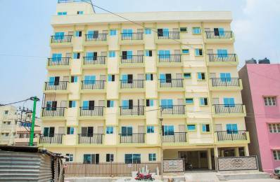 375 sqft, 1 bhk Apartment in Builder Project Marathahalli, Bangalore at Rs. 14400
