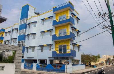 900 sqft, 2 bhk Apartment in Builder Project HBR Layout, Bangalore at Rs. 17000