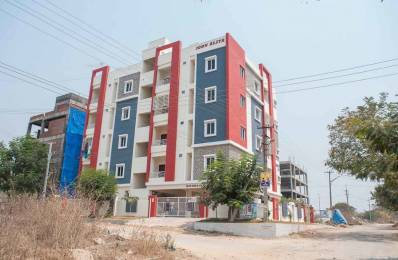 1300 sqft, 3 bhk Apartment in Builder Project Pragathi Nagar, Hyderabad at Rs. 16500